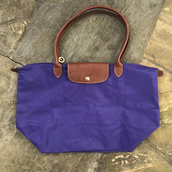 Longchamp Bags   Le Pliage Large Shoulder Tote Bag   Poshmark 6d868d30ae